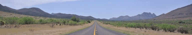 the_West_Texas_road