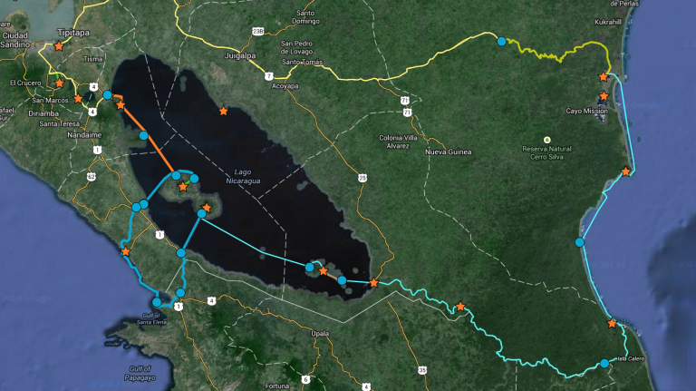 Planned_route_for_NicaraguaC2C